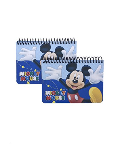 Autograph Mickey (Disney Mickey and Friends Autograph Book 2 pc Blue)