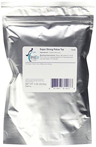 Special Tea Super Strong Pekoe Black Tea , 3 Ounce