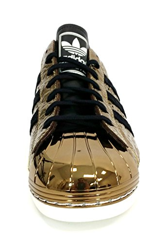 adidas superstar metal gold