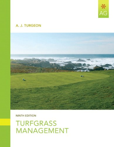 Turfgrass Management (9th Edition)