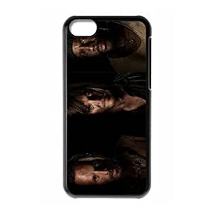 Generic Design Back Case Cover Ipod 6 Touch6 Cell Phone Case Black The Walking Dead Dfsxu Plastic Cases