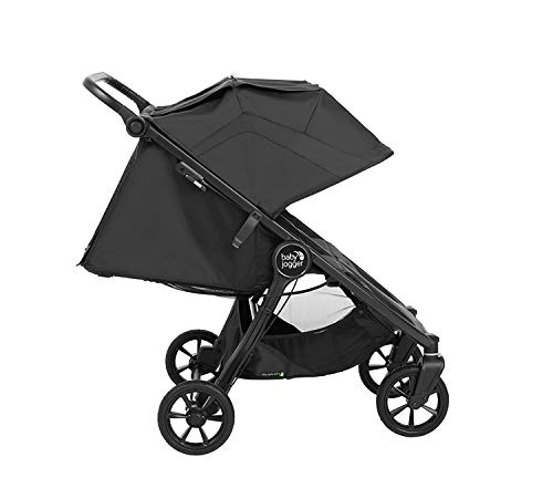 41OTB8ka11L - Baby Jogger City Mini GT2 Double Stroller, Jet