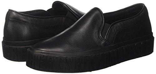 Slippers Nero Mujer Bikkembergs Negro 999 Iconic O4qAvPwf