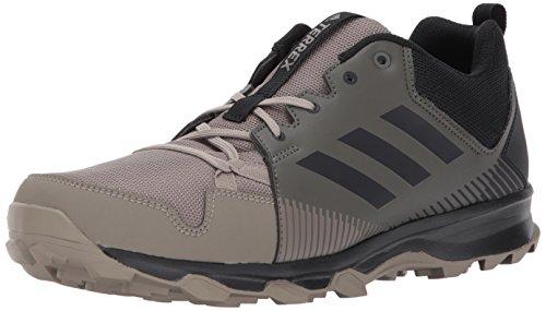 Adidas Outdoor Mens Terrex Tracerocker Trail Chaussure De Course Utilitaire Gris / Noir / Simple Marron
