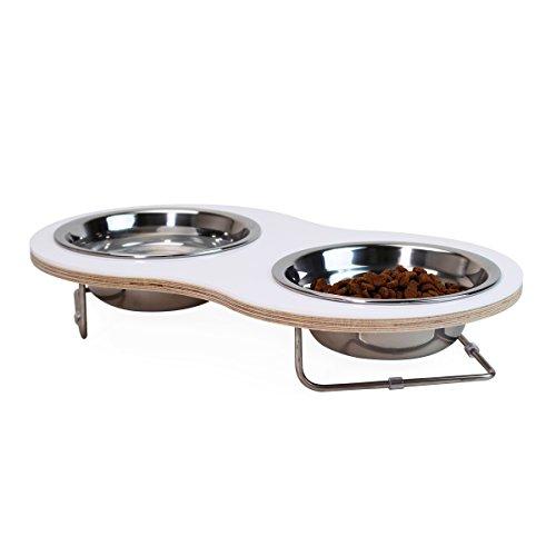 Drip Module DRIPMODULE 0311-WH Peanut Pet Feeder, White