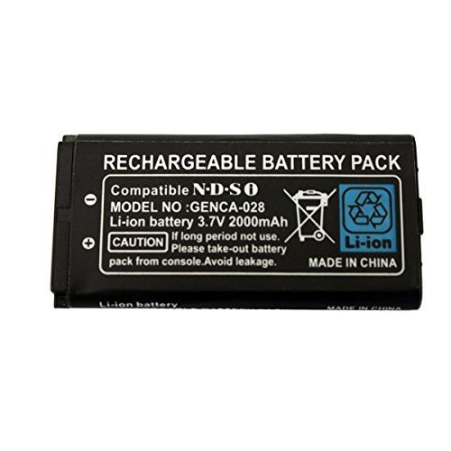 Replacement Battery for Nintendo DSi - by Mars Devices