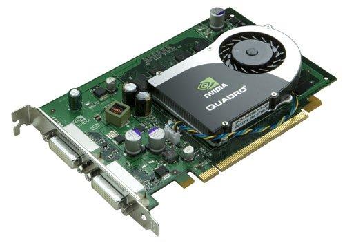 (PNY VCQFX570-PCIE-PB Quadro FX 570 Professional Graphic Card)