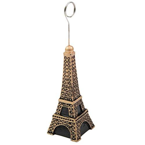 Beistle 57881 Eiffel Tower Photo Balloon -