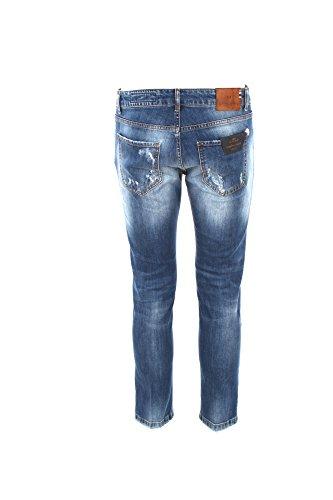 Jeans Uomo Entre Amis 36 Denim P188177/206l369 Primavera Estate 2018