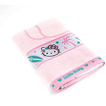 SANRIO Hello Kitty Bath Towel: Beach Time