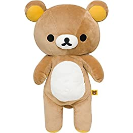 Rilakkuma Plush | Doll M - San-X Plushies 7