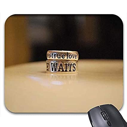 Amazon.com : Waiting for Love Quotes True Love Waits Mouse ...