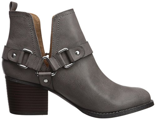 Madden Girl Women's Finian Ankle Boot Dark Grey RRquxRDVTl
