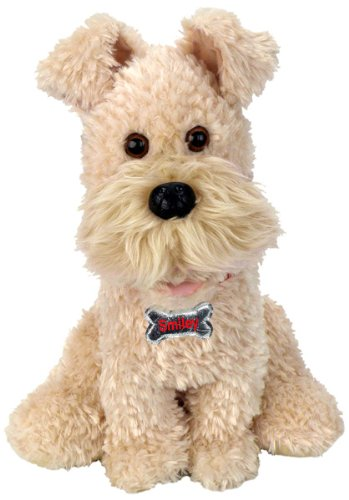 "Chantilly Lane 12"" Smiley the Terrier Sings ""Can't Smile Without You"""