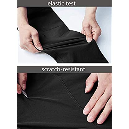 YSENTO Women's Outdoor Quick Dry Hiking Trousers Lightweight Water Resistant Walking Climbing Pants With Zipper Pockets 6