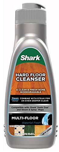 (Shark Vacuum Care-Products Floor Cleaner, Silver)