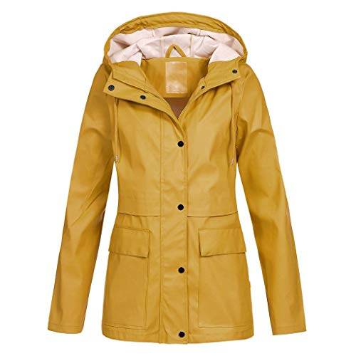 Kenvina Mens Retro Stand Collar Jackets with Pocket Autumn Winter Vintage Solid Zipper Imitation Leather Coats