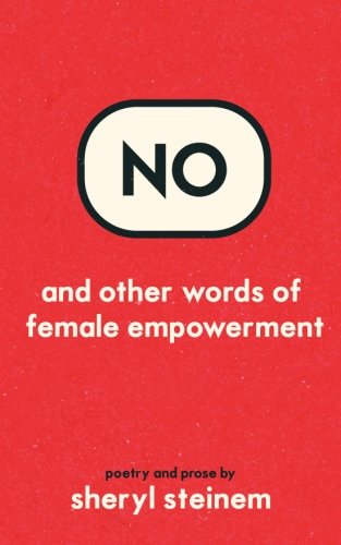 No and other words of female empowerment