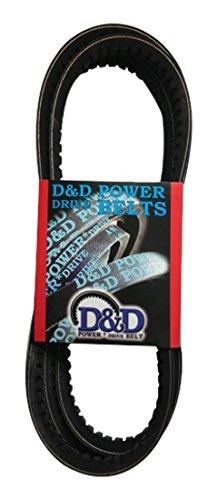 5VX D/&D PowerDrive 5VX1000 V Belt Rubber 5//8 x 100 OC 5//8 x 100 OC