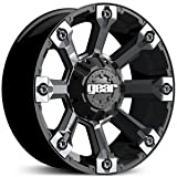 Gear Alloy Backcountry 20x9 Black Wheel / Rim 6x135 & 6x5.5 with a 0mm Offset and a 108.00 Hub Bore. Partnumber 719MB-2096800