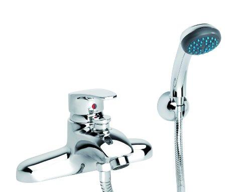 Damixa Elara Deck Single Lever Bath Shower Mixer ()