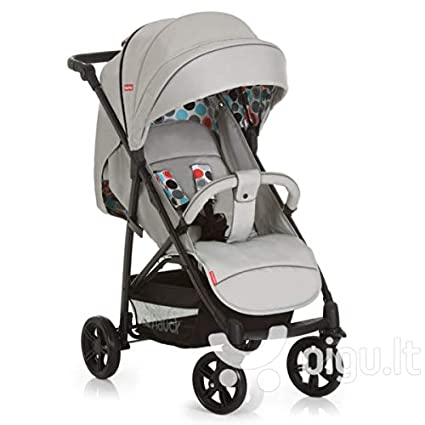 HAUCK - poussette toronto 4 - Fisher Price - grey