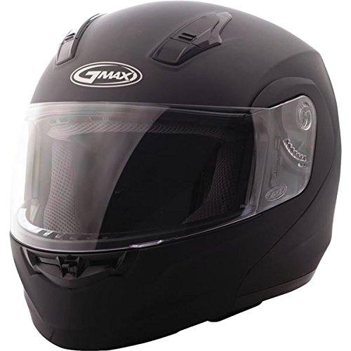 GMAX Unisex-Adult Full-face Style G104079 04 Modular Street Helmet Black 3x XXX-Large