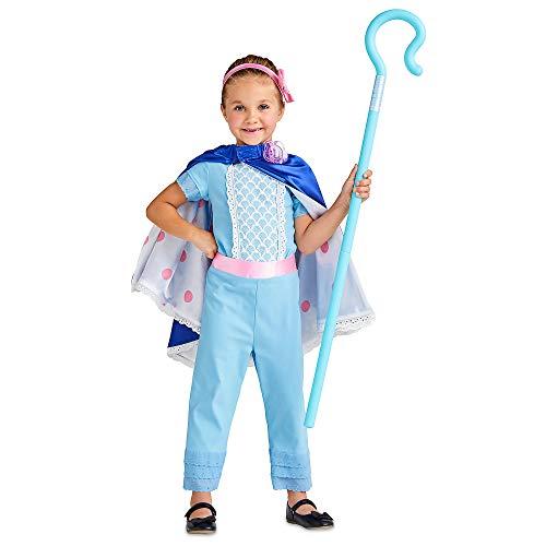 Disney Pixar Bo Peep Costume for Kids - Toy Story 4 Size 5/6 Multi