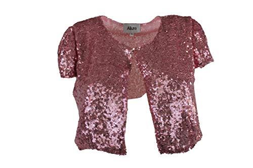 Size Cod 2372 Donna Cardigan Allure uni Rosa TX8OqaxWEw