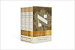 The Hebrew Bible - A Translation With Commentary por Robert Alter Gratis