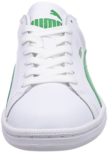 for sale cheap online Puma Unisex Adults' Smash Low-Top Sneakers White (White/Fern Green 07) 2014 unisex 4SAuYZ