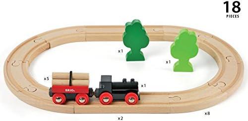 BRIO Bahn 33042 - Bahn Starterset