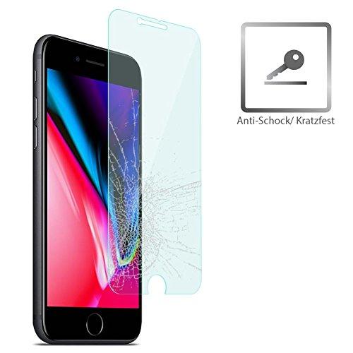 Apple iPhone 8Plus Vetro Temperato Vetro Schermo 3X Pellicola Protettiva VETRO TEMPERATO VETRO DI PROTEZIONE