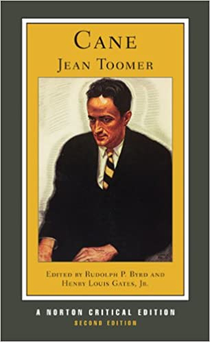 jean toomer cane poems