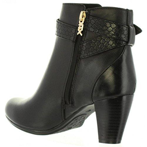 Stiefel für Damen XTI 47327 C NEGRO