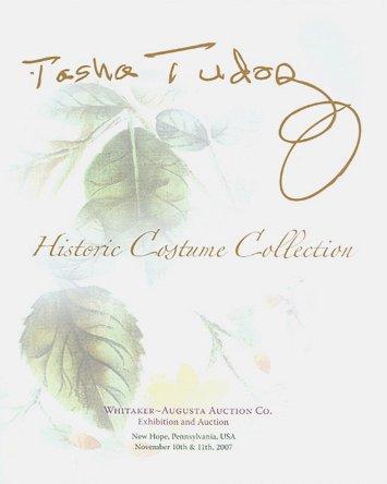 Tasha Tudor: Historic Costume Collection Auction Catalog