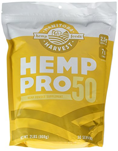 MANITOBA HARVEST Protein Powder-Hemp Pro 50, 32 OZ