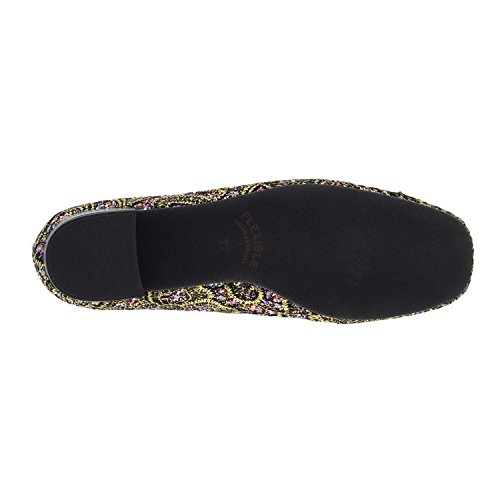 Slippers Zapatos Zapatos Negro Slippers PqX0fx