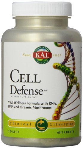 KAL Cell Defense Tablets, 60 Count