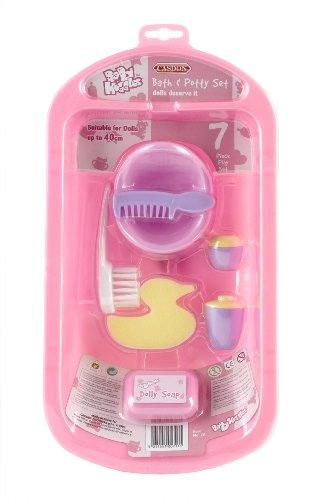Casdon 711 baby huggles ba era y accesorios de ba o para for Accesorios bano rosa