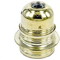 Arditi - Portalámparas metálico de tres piezas
