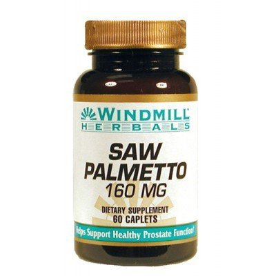 WINDMILL SAW PALMETTO 160MG CAPSULES 716 60 CAPSULES by Windmill