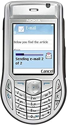 Nokia 6630 DATA Medium: Amazon com: old-phone