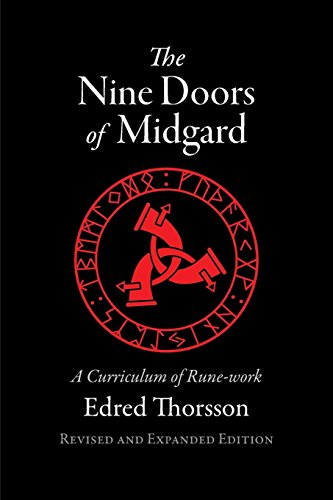 Rune Magic - The Nine Doors of Midgard: A Curriculum of Rune-work