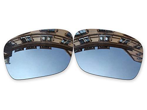 Vonxyz Lenses Replacement for Oakley Ten X Sunglass - Chrome MirrorCoat ()