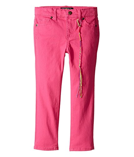 Zoe Jeans (Lucky Brand Kids Baby Girl's Colored Zoe Jeans in Magenta (Toddler) Magenta Jeans)