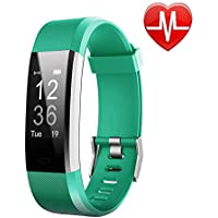 LETSCOM Fitness Tracker HR, Activity Tracker with Heart...
