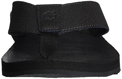De Para Hombre Dunes Leather Timberland Sandalias Wild Lthr Punta Madras Enhanced Negro 001 Descubierta Flipflopblack Leather black Fq8HWfq