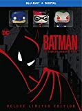 Image of Batman: The Complete Animated Series Deluxe Limited Edition [Blu-ray]