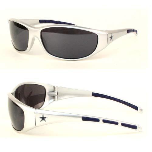 NFL Team 3 Series Style Sport Sunglasses (UV 400 protection) (Dallas - Sunglasses Dallas Cowboys